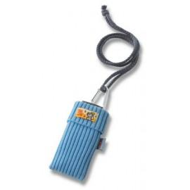 Funda móvil y ipod azul NICI