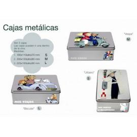 Cajas metálicas FERRÀNDIZ