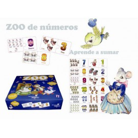 Zoo de números FERRÀNDIZ.